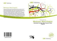 Bookcover of Montrose, West Virginia