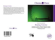Couverture de Beijing Cuisine