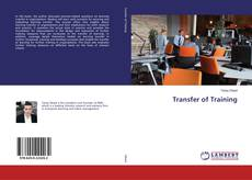 Bookcover of Transfer of Training