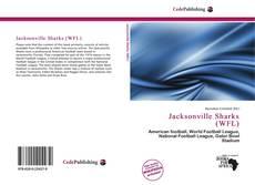 Capa do livro de Jacksonville Sharks (WFL)