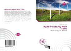 Capa do livro de Humber Gateway Wind Farm