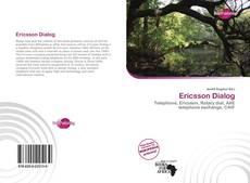 Portada del libro de Ericsson Dialog