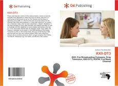 Bookcover of KXII-DT3
