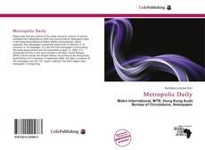 Capa do livro de Metropolis Daily
