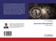 Portada del libro de Operations Management