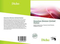Bookcover of Hawaiian Division (United States)
