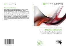 Maurice Bellemare kitap kapağı