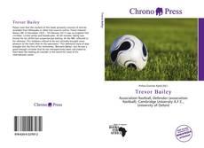 Bookcover of Trevor Bailey