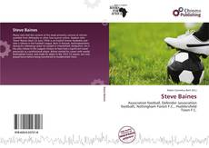 Bookcover of Steve Baines