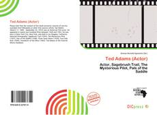 Ted Adams (Actor)的封面