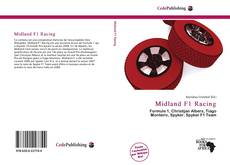 Bookcover of Midland F1 Racing