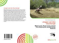 Capa do livro de Jurgen van den Goorbergh