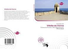 Bookcover of Villette-de-Vienne