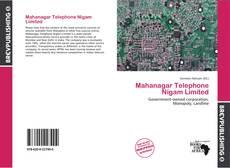 Mahanagar Telephone Nigam Limited kitap kapağı