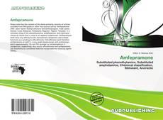 Bookcover of Amfepramone