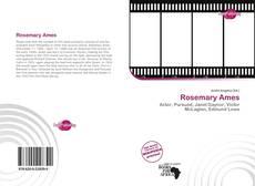 Couverture de Rosemary Ames