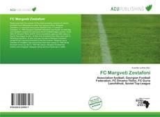 FC Margveti Zestafoni kitap kapağı