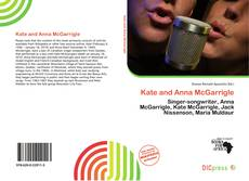 Bookcover of Kate and Anna McGarrigle