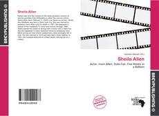 Sheila Allen kitap kapağı