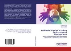 Capa do livro de Problems & Issues in Urban Environmental Management