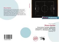 Portada del libro de Shaun Barker