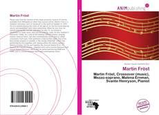 Capa do livro de Martin Fröst