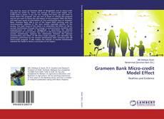 Bookcover of Grameen Bank Micro-credit Model Effect