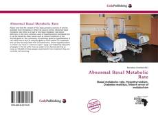 Buchcover von Abnormal Basal Metabolic Rate