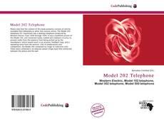 Borítókép a  Model 202 Telephone - hoz
