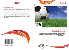 Bookcover of Scott Barron