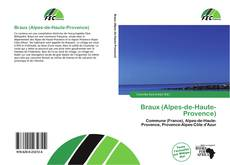 Braux (Alpes-de-Haute-Provence) kitap kapağı