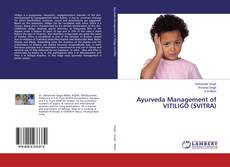 Couverture de Ayurveda Management of VITILIGO (SVITRA)