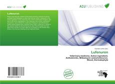 Bookcover of Lufenuron