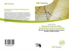 Bookcover of Department of Jobs, Enterprise and Innovation