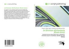 Bookcover of 2e Division d'Infanterie (États-Unis)