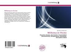 Capa do livro de Milbemycin Oxime
