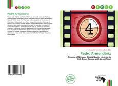 Portada del libro de Pedro Armendáriz
