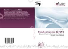 Portada del libro de Bataillon Français de l'ONU