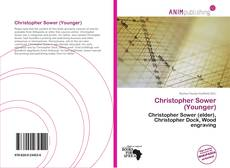 Bookcover of Christopher Sower (Younger)