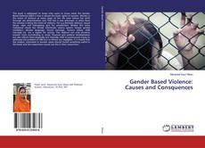 Portada del libro de Gender Based Violence: Causes and Consquences