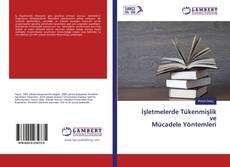 İşletmelerde Tükenmişlik ve Mücadele Yöntemleri kitap kapağı