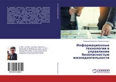 Copertina di Информационные технологии в управлении безопасностью жизнедеятельности