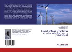 Couverture de Impact of large wind-farms on sizing spinning reserve requirement