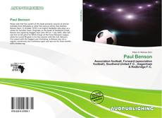 Bookcover of Paul Benson