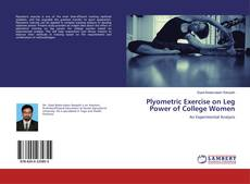 Bookcover of Plyometric Exercise on Leg Power of College Women