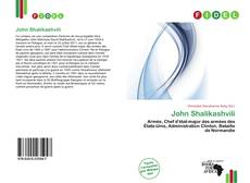 Bookcover of John Shalikashvili