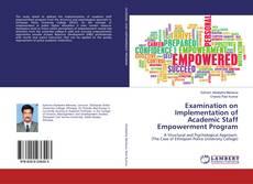 Capa do livro de Examination on Implementation of Academic Staff Empowerment Program