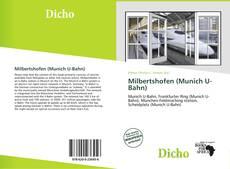 Buchcover von Milbertshofen (Munich U-Bahn)