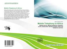 Buchcover von Mobile Telephony In Africa