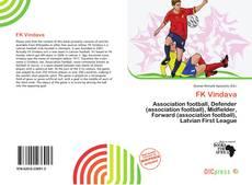 Buchcover von FK Vindava